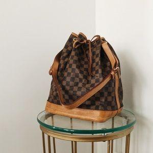 Louis Vuitton Noé Shoulder Bag (Vintage)